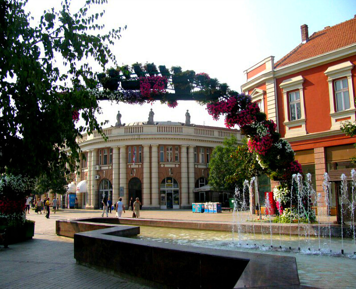 Republic Square image slider 1
