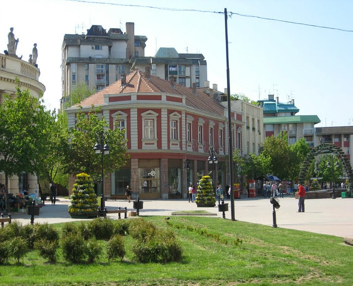 The City of Smederevo
