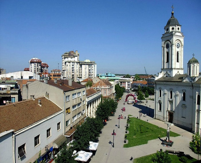 Republic Square of Smederevo