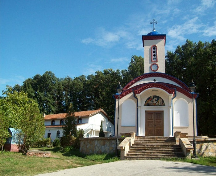 Church in Smederevo village