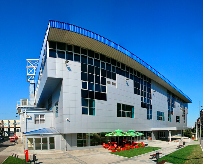 sports and recreation complex image slider 2