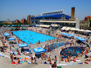 Smederevo swimming pool