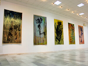 The Gallery of Modern Art in Smederevo